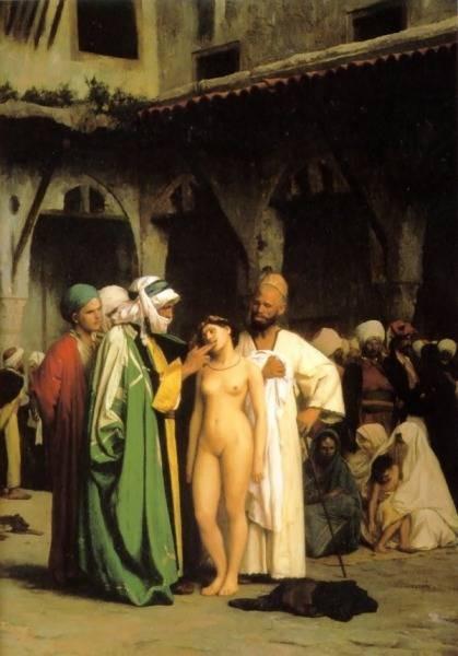 Gerome Slave Market